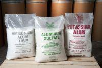 Sodium Aluminum Sulfate food grade 98%