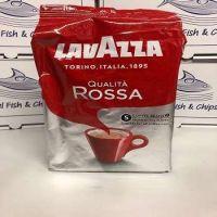 Lavazza Qualita Rossa Natural coffee beans 1kg