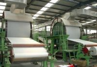 Cheap Price Toilet Paper Tissue Making Rewinding Cutting Machine