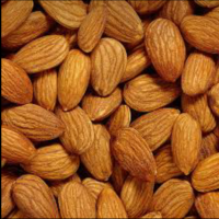 Raw Almonds Kernels Nuts