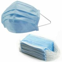 100% Quality Product Factory Direct Price Wholesale Plastic Fda Approved Surgical Mask