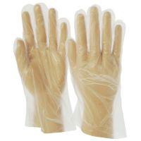 Gloves Disposable Food Prep Gloves Polyethylene Work Gloves