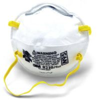 Disposable Earloop Nonwoven N95 face mask Respirator Dust Mask ffp2 kn95