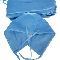 Disposable cap surgical cap for use in Operating Theatre by surgeons and nurses