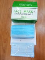 sell Disposable 3-ply Face Mask