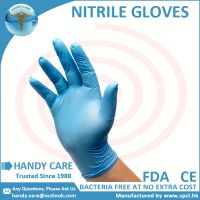 Nitrile-Butadiene Rubber Glove for Food Industry