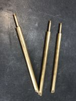 CNC machining aluminum block brass parts high demand cnc machining parts