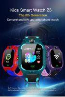 Baby Waterproof GPS Smart Watch For Kids Wifi Locating