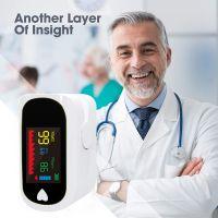Adult Blood Monitor Fingertip Pulse Oximeter