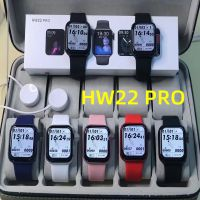 HW22 Pro Smart Watch Series 6 with Dual Button Support Wireless Charging