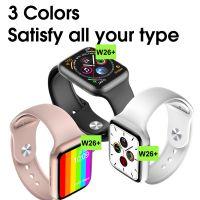 Smart Digital Watch Waterproof W26+ Smart Watch Series 6 1.75 inch Full Touch Screen