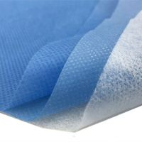 PP/SS/SMMS/SMS/SF Spunbond Nonwoven Fabric Face Mask Material