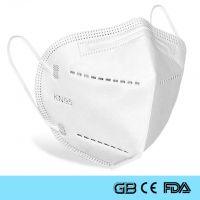 Foldable 3D KN95 N95 Respirator Face Mask