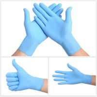 Latex Examination Medical Surgical Nitrile Gloves