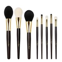 Make-up Brush Professional Set Brown PSB08 Best Supplier