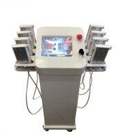 Triple Laser 650nm 780nm 940nm Diode Laser 3D Lipo Laser Slimming Laser Lipo Rapid Slimming Machine