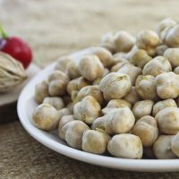 Crunchy Salted Dry Roasted Chickpeas