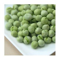 healthy foods dry green pea