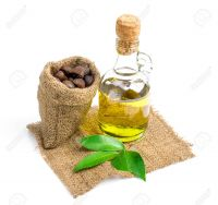 Cold Press Camellia Oleifera Seed Oil For Cooking Oil / Skin Care