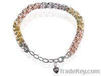 Sterling Silver Jewellery, Fashion Bracelet set, Bracelet Jewelry