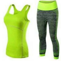 Women Yoga Pant & Tank Top