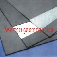 Sell Reinforced Graphite Sheet With Flat SS316 insert