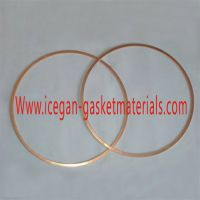 Sell pure copper gaskets