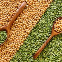 south Africa green or yellow peas