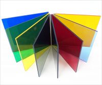 Best price color clear/transparent cast pmma plexiglass acrylic sheet board