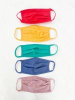 100% Cotton Fabric Face Mask