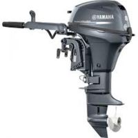 Used 2020 Yamahas 75HP outboard motor