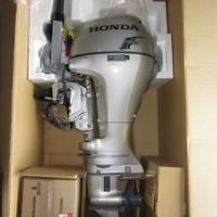 Used Hondas 90HP Outboards Motors
