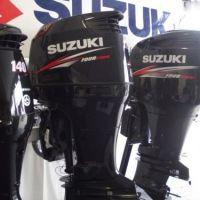 Used DF70ATL 2018 Suzuki 70HP Outboard Motor
