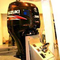 Used SUZUKI 300 HP, 150, 30, 50, 60 hp 4-STROKE OUTBOARD MOTOR