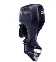 Used Tohatsu 15 HP MFS15EEFL Outboard Motor