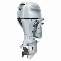 Used 90HP Outboard Engine for Honda - Model BF90DK4LHTD