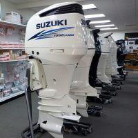 Used SUZUKI 300 HP 4-STROKE OUTBOARD MOTOR
