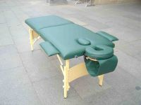 Sell MT-007 wooden massage table