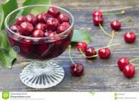 Delicious Sweet  Cherry Compote