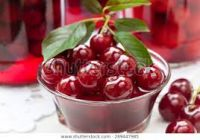 Delicious and Healthy Cherry Compote