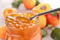 Highly nutritious Apricot Jam