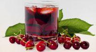 Natural Tasty Cherry Nectar