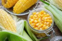 Healthy Canned Sweet Corn