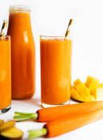 Natural Apple Carrot Nectar