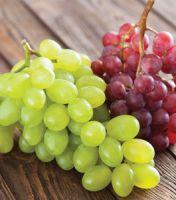 Fresh Juicy Grapes-Fruits