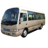 used cars on sale hot sale !!! JAPAN made used coaster bus with 30 seats on sale