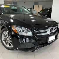 CHEAP USED CARS MERRCEDES-BENZ C-CLASS 2015