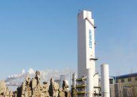 Large air separation plant KDON-20000-20000