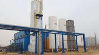 High purity nitrogen air separation equipment KDN-1500/100Y