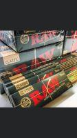 King size raw, rizla, big Bambu, rolling and smoking papers